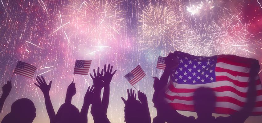 O que é o 4th of July nos Estados Unidos?