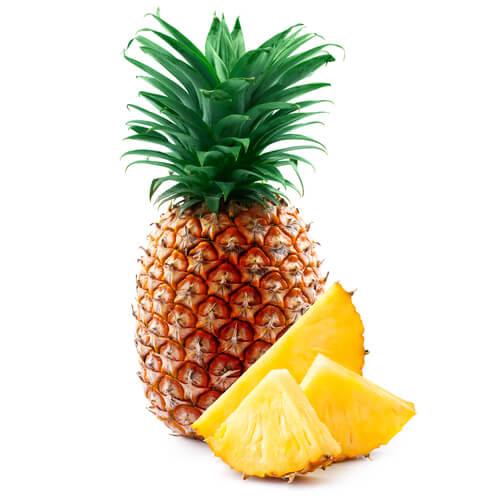 Pineapple - Abacaxi em inglês