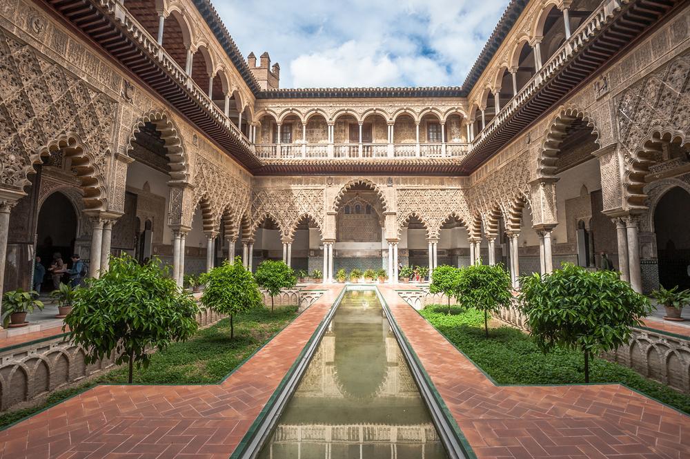 Real Alcázar (Sevilla)