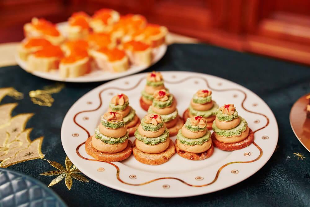 Comida de Natal na França