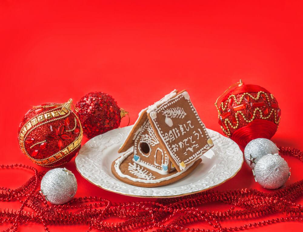 Comida de Natal no Japão