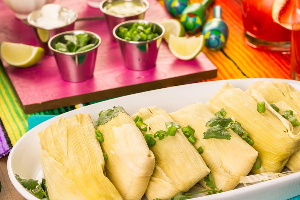 Comida de Natal no México