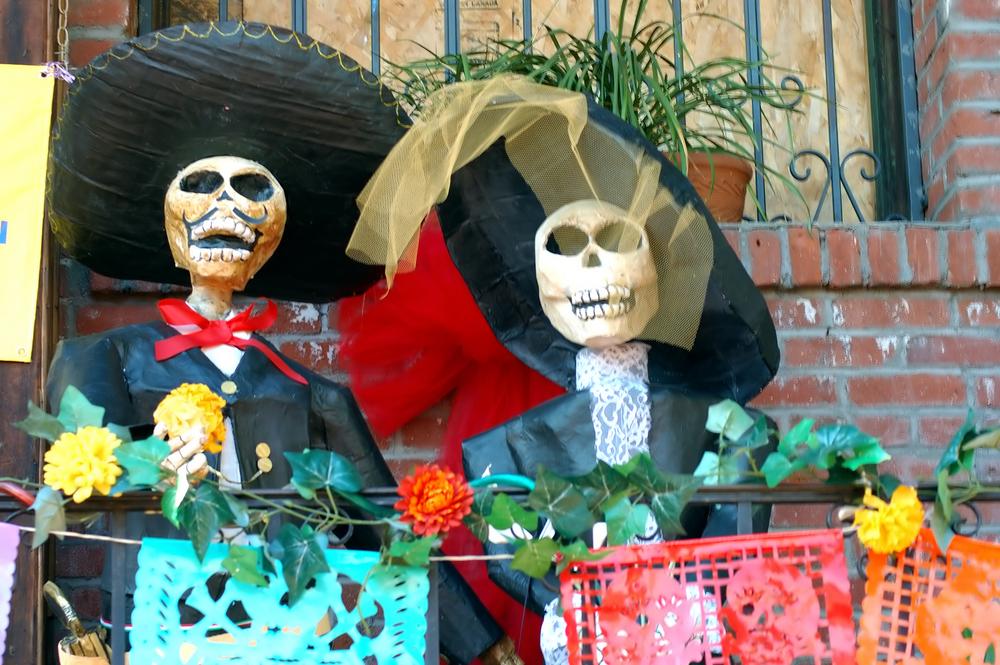 Dia dos mortos e festas tradicionais - Cultura México