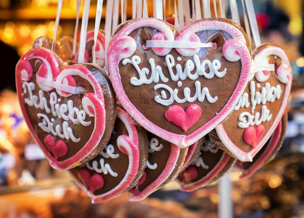 Valentine's Day - Alemanha