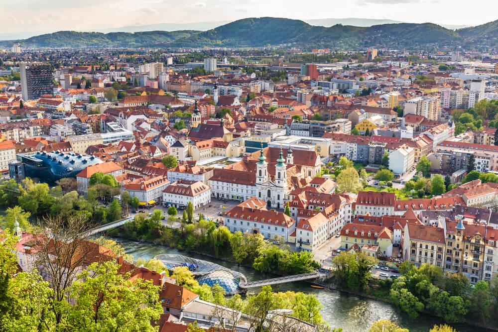 Graz, Áustria