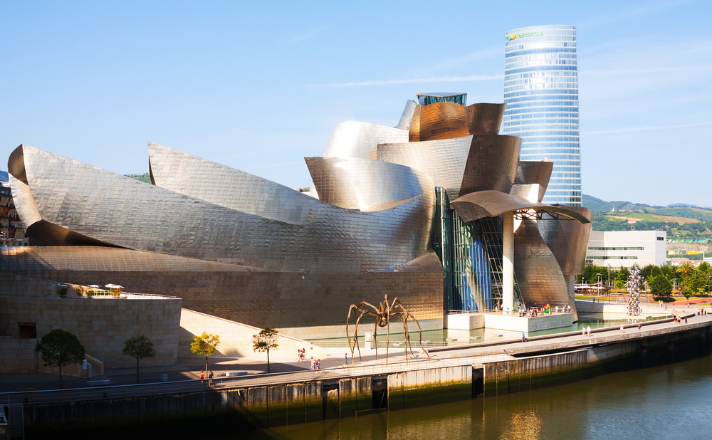 Museu Guggenheim Bilbao (Bilbao)