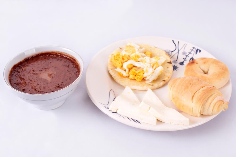 Colômbia - Café da manhã