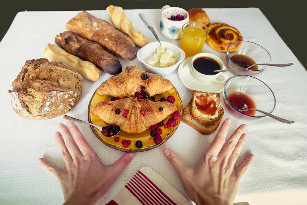França - Café da manhã