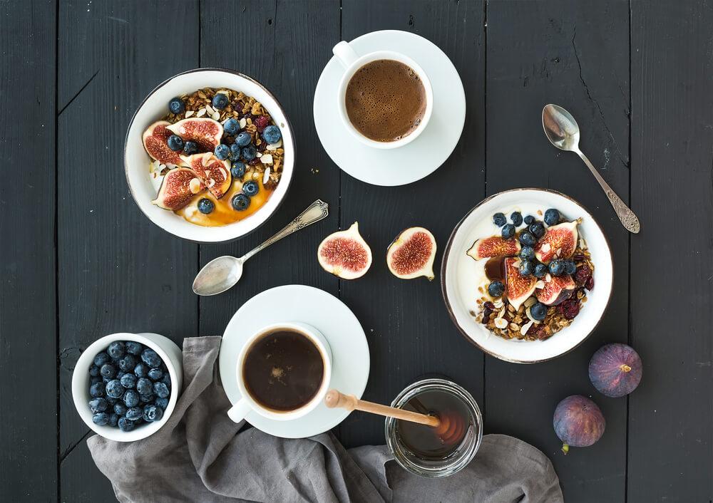 Grécia - Café da manhã