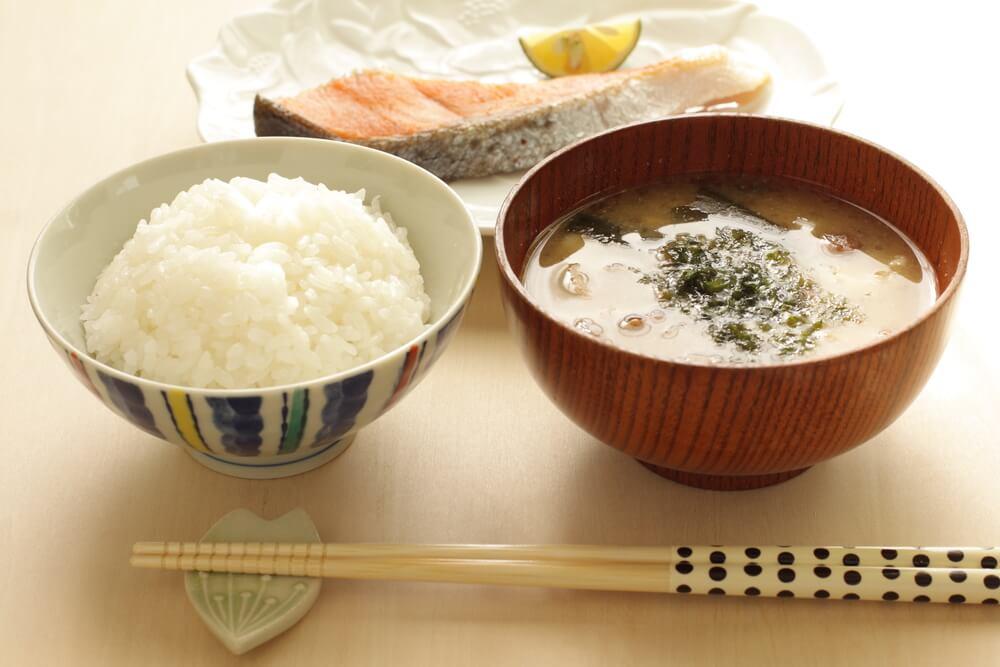 Japão - Café da manhã