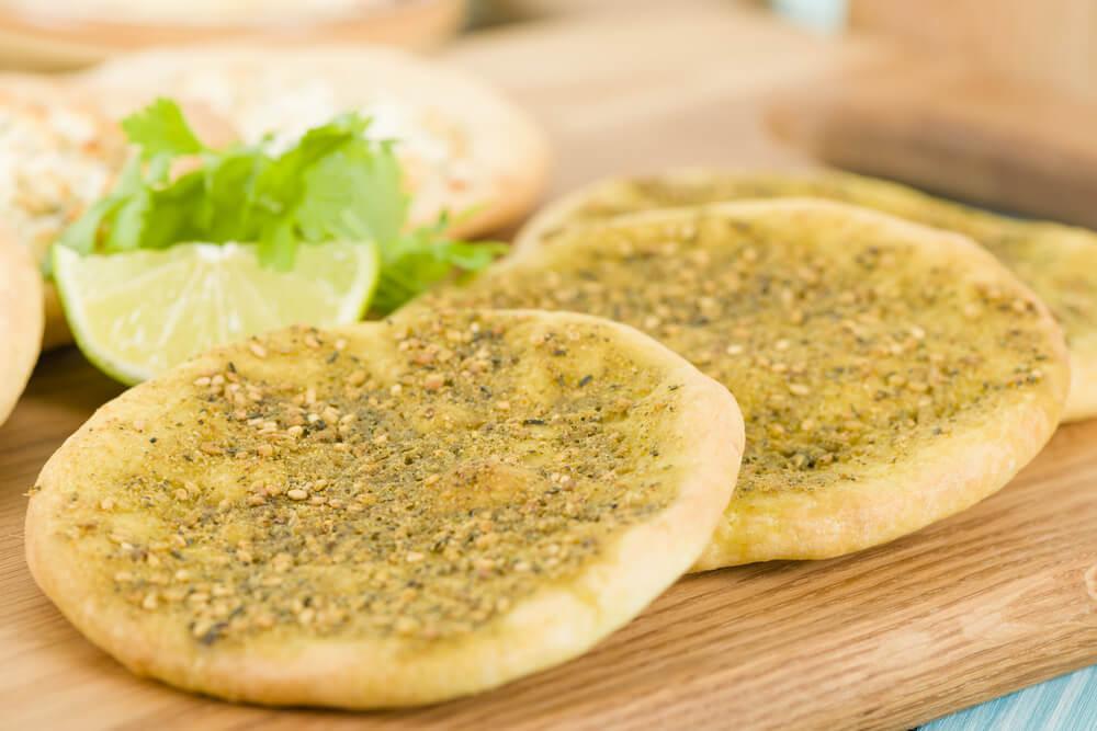 Líbano - Café da manhã