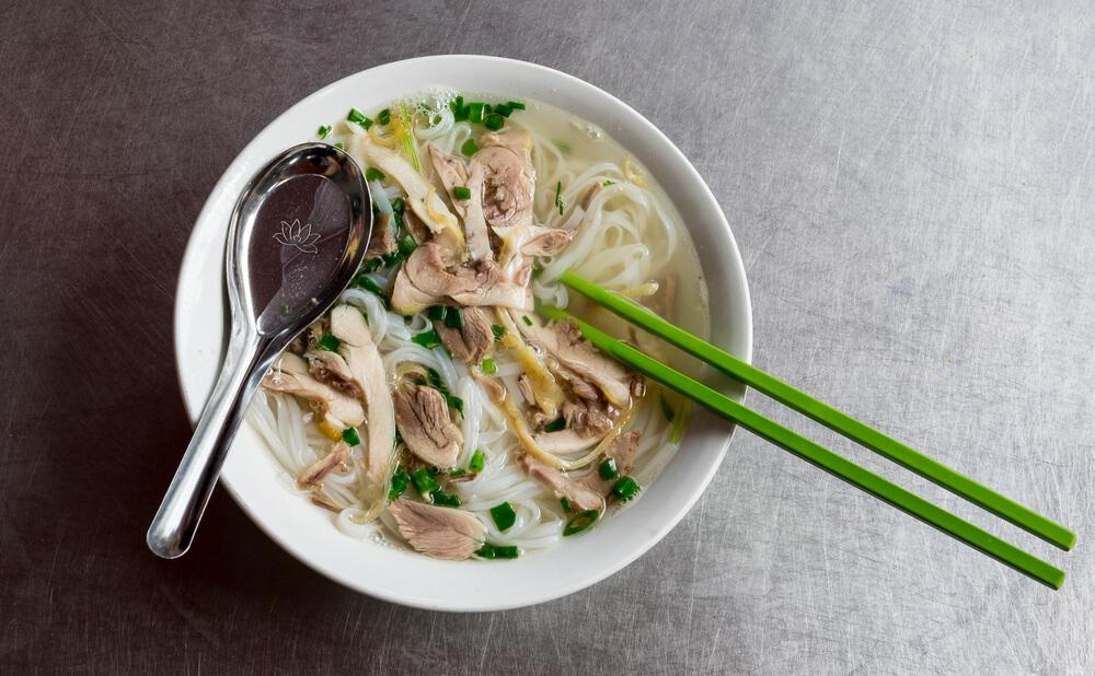 Vietnã - Café da manhã