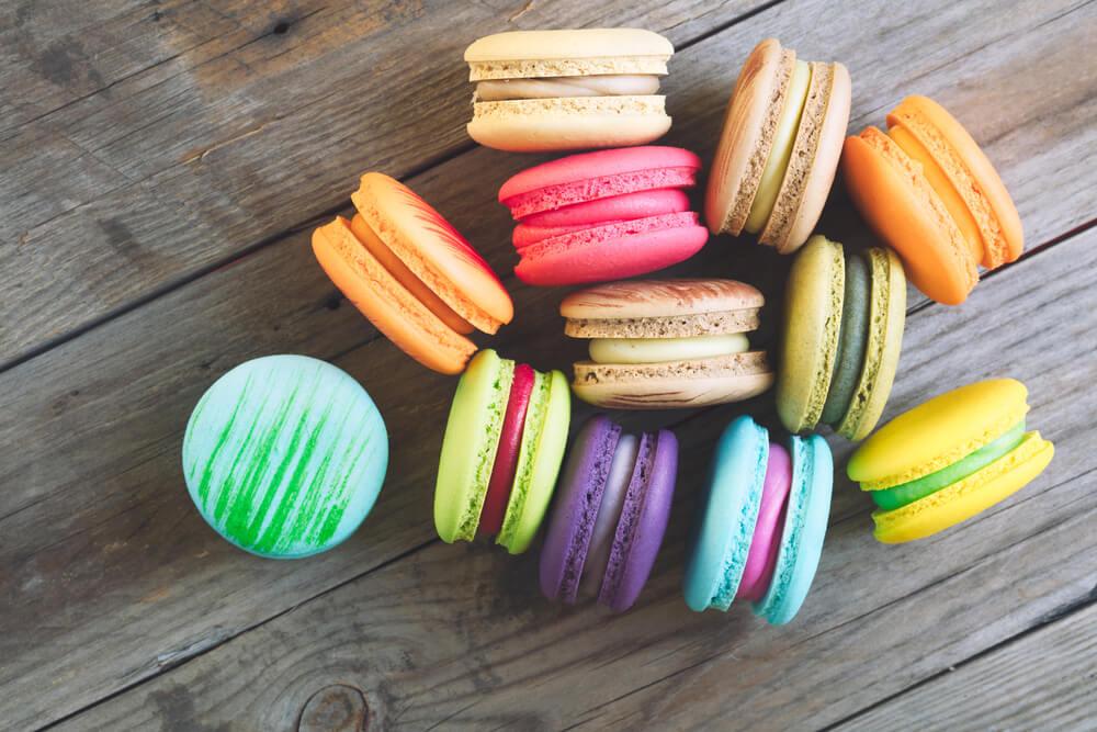 Macaron - Doces da França