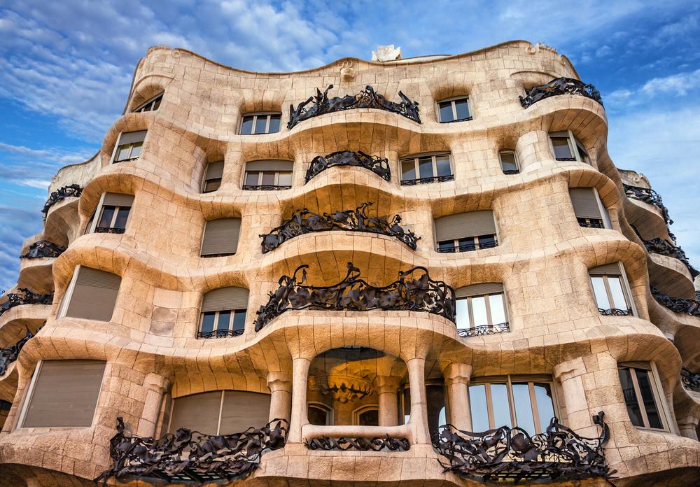 La Pedrera – Casa Milà (Barcelona)