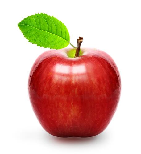 Apple - Maçã em inglês