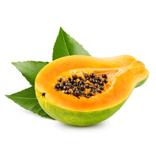Papaya - Mamão em inglês