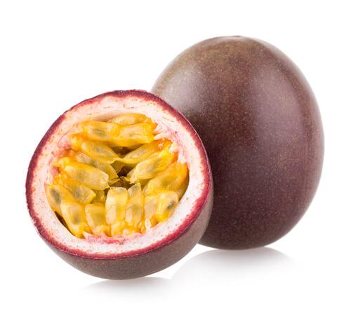 Passion fruit - Maracujá em inglês