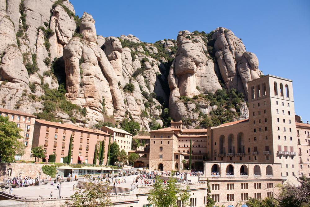Montserrat Monastery (Barcelona)