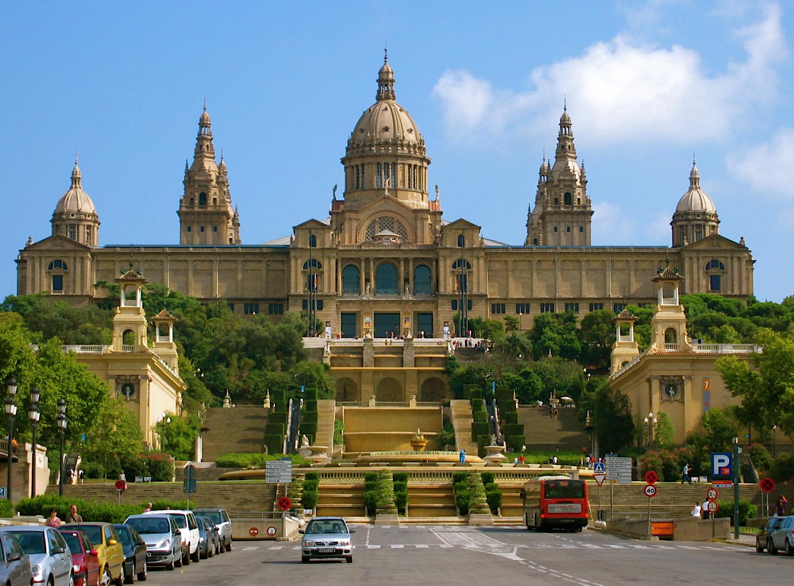 Museu Nacional de Arte da Catalunha (Barcelona)