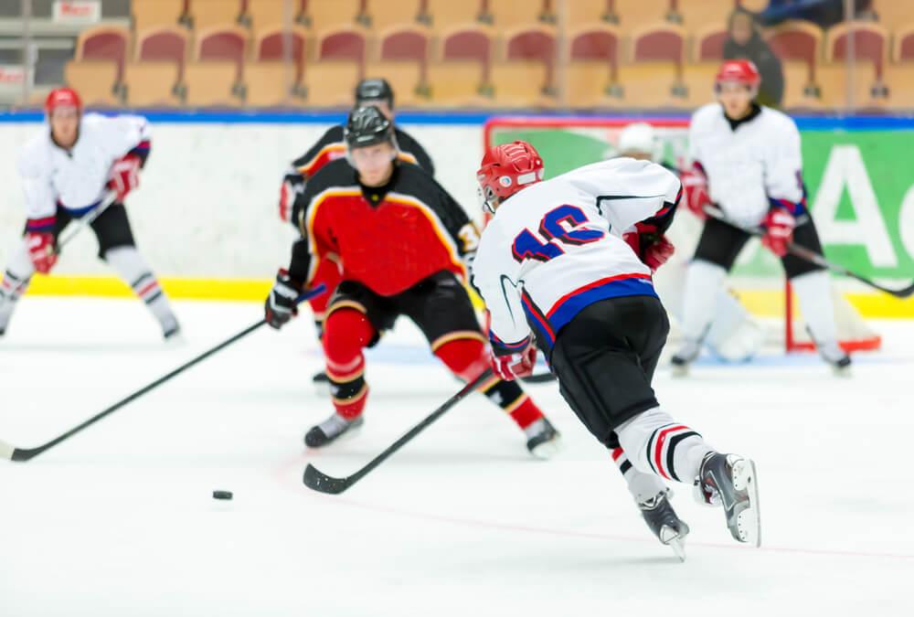 NHL - Hóquei no Gelo