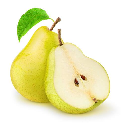 Pear - Pera em inglês
